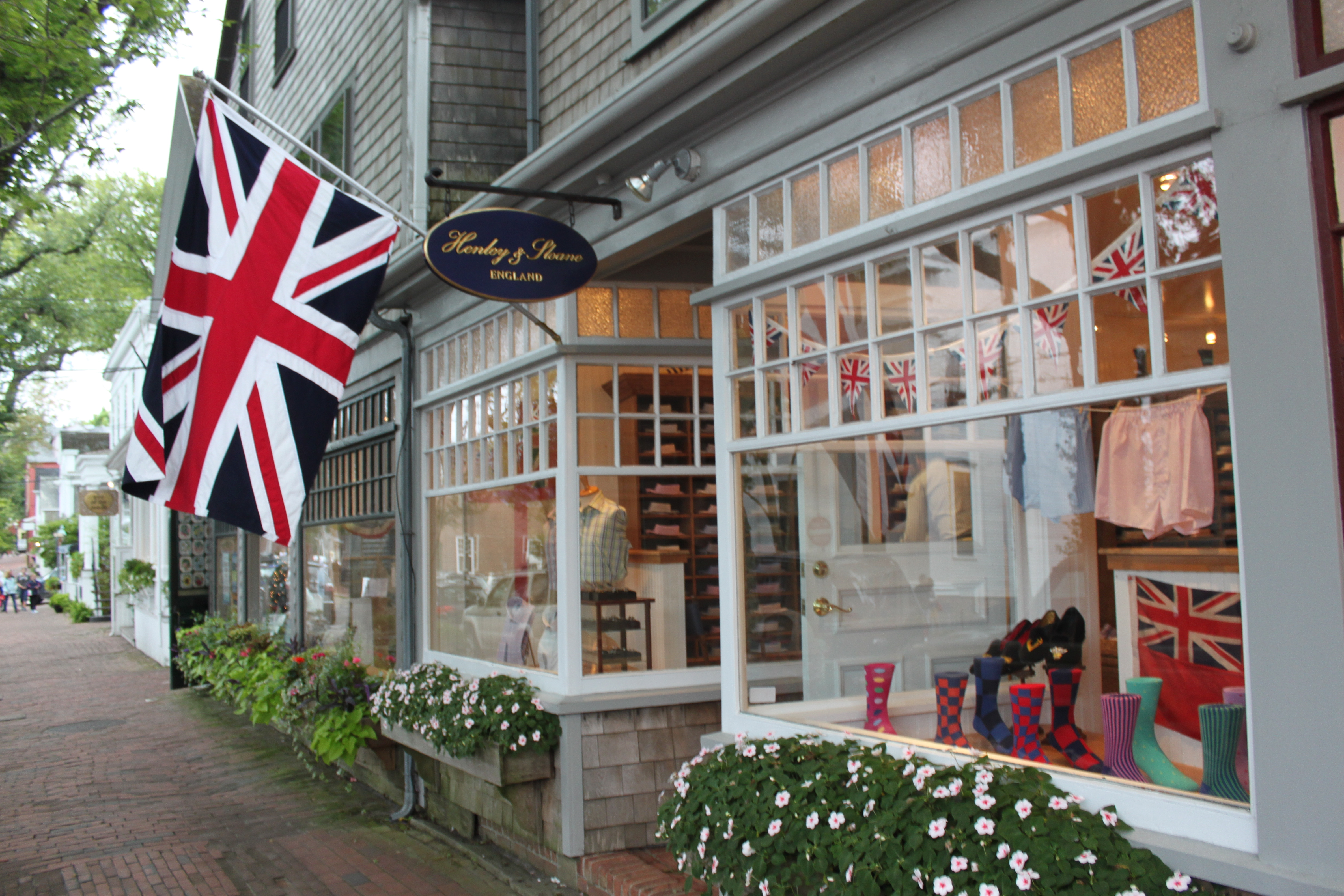 Image Gallery Nantucket Shopping