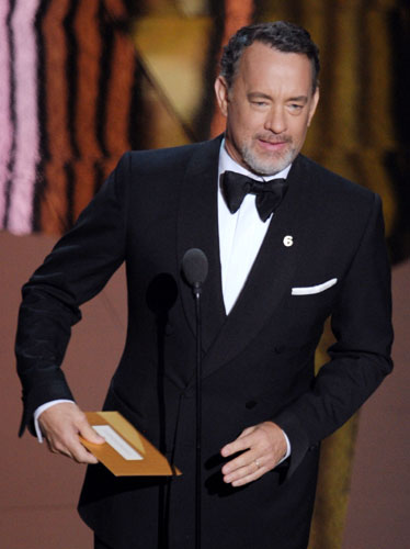 A Lesson On Black Tie Pt Ii The 2012 Oscars The Fine